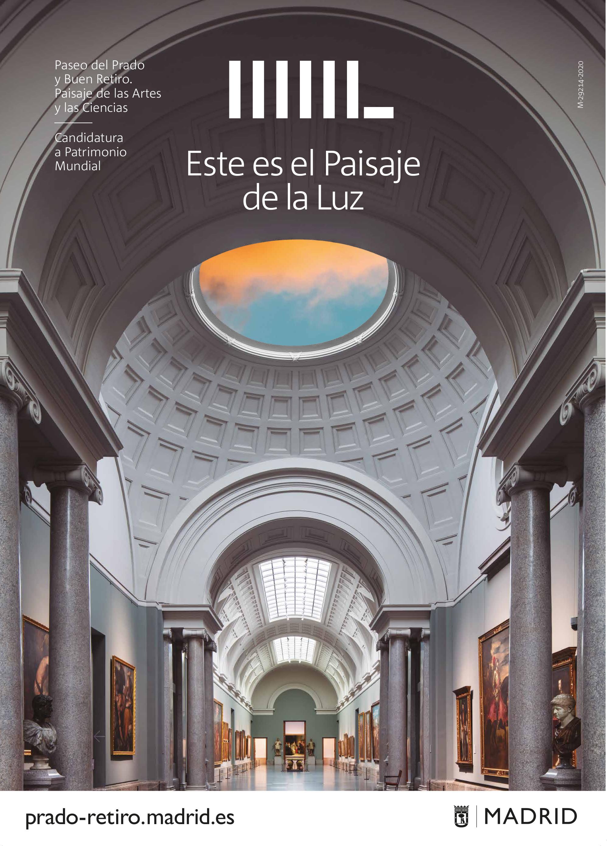 Madrid presenta su candidatura a Patrimonio Mundial de la UNESCO